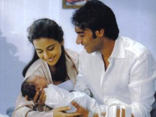 Movie Still From The Film Halla Bol,Vidya Balan,Ajay Devgn