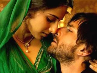 Movie Still From The Film Eklavya - The Royal Guard,Vidya Balan,Saif Ali Khan