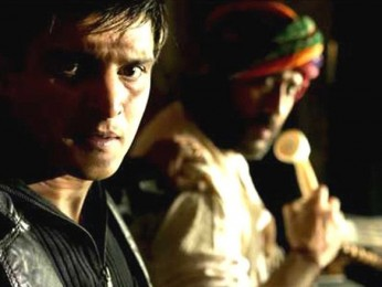 Movie Still From The Film Eklavya - The Royal Guard,Jimmy Sheirgill