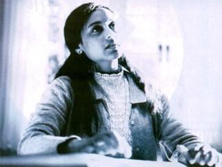 Movie Still From The Film Black Featuring Rani Mukherjee