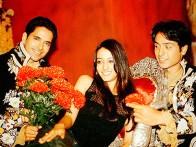 On The Sets Of The Film Fun2ssh Featuring Anuj Sawhney,Raima Sen,Iqbal Khan