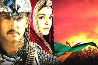 Movie Still From The Film Jodhaa Akbar,Hrithik Roshan,Aishwarya Rai
