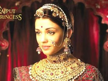 Movie Still From The Film Jodhaa Akbar,Aishwarya Rai