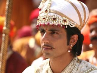 Movie Still From The Film Jodhaa Akbar,Sonu Sood