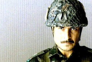 Movie Still From The Film Lakshya Featuring Sharad Kapoor