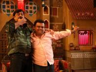 Movie Still From The Film Chhodo Kal Ki Baatein,Sachin Khedekar,Atul Parchure