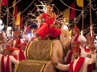 Movie Still From The Film Ferrari Ki Sawaari,Vidya Balan
