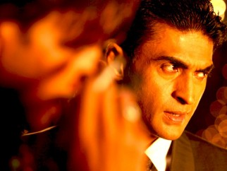 Movie Still From The Film Rann,Mohnish Behl