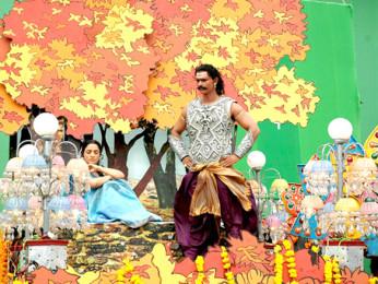 Movie Still From The Film Delhi-6
