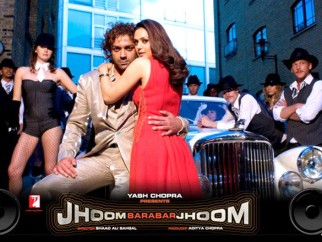 Movie Still From The Film Jhoom Barabar Jhoom,Bobby Deol,Preity Zinta