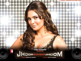 Movie Still From The Film Jhoom Barabar Jhoom,Lara Dutta