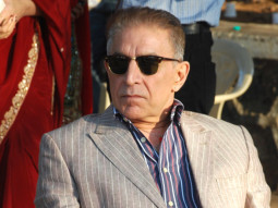 On The Sets Of The Film Tension Mat Le Yaar,Dalip Tahil