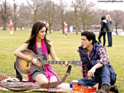 Katrina Kaif,Shahrukh Khan