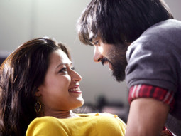 Movie Still From The Film Bittoo Boss,Amita Pathak,Pulkit Samrat