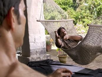 Movie Still From The Film The Forest,Ankur Vikal,Jaaved Jaaferi