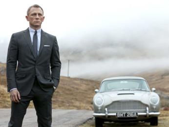 Movie Still From The Film Skyfall,Daniel Craig