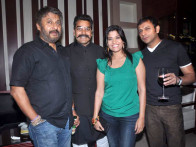 Photo Of Vivek Agnihotri,Ashutosh Rana,Renuka Shahane,Joy Sengupta From The Success bash of 'Hate Story'