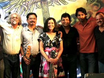 On The Sets Of The Film Love, Wrinkle-free,Shernaz Patel