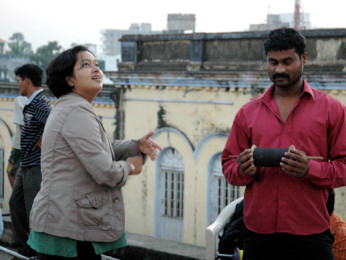 On The Sets Of The Film Yeh Khula Aasmaan Featuring Aditya Sidhu,Anya Anand,Manjusha Godse,Nitin Kerur,Raj Tandon,Yashpal Sharma,Raghuveer Yadav|,Gulshan Pandey,Kishor Nadalskar