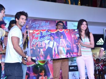 Kunal Kohli, Shahid Kapoor, Vicky Bahri, Priyanka Chopra