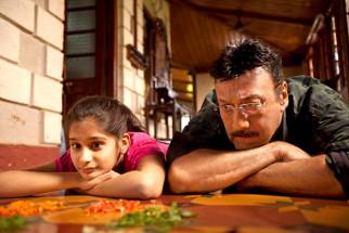 Movie Still From The Film Life's Good,Ankita Shrivastava,Jackie Shroff