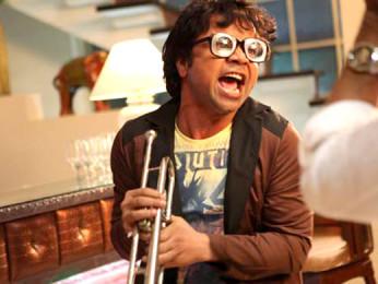 Movie Still From The Film Mera Naam Chin Chin Choo,Rajpal Yadav