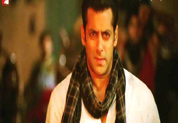 Movie Still From The Film Ek Tha Tiger,Salman Khan