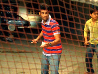 Movie Still From The Film Shuttlecock Boys,Manish Nawani,Alok Kumar
