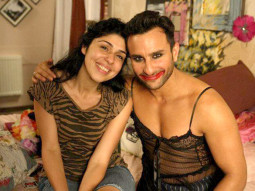 On The Sets Of The Film Cocktail Featuring Saif Ali Khan,Deepika Padukone,Diana Penty,Dimple Kapadia,Boman Irani