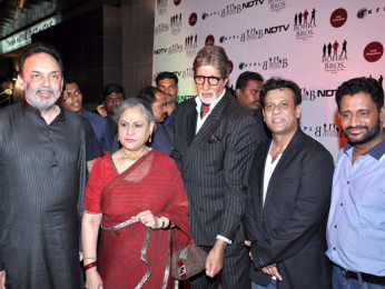 Jaya Bachchan, Amitabh Bachchan, Bedabrata Pain, Resul Pookutty