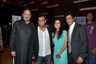 Bedabrata Pain, Vega Tamotia, Shahrukh Khan