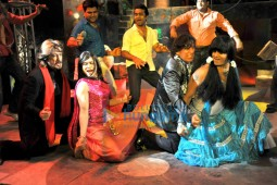Shakti Kapoor,Akshay Kapoor,Razzak Khan,Aryeman Ramsay