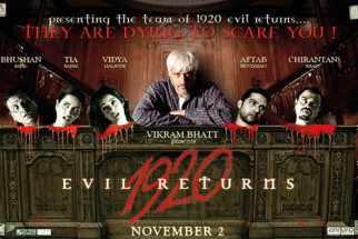 First Look Of The Movie 1920 - Evil Returns