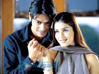 Movie Still From The Film Pyaar Ishq Aur Mohabbat Featuring Arjun Rampal,Kirti Reddy