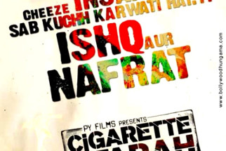 First Look Of The Movie Cigarette Ki Tarah