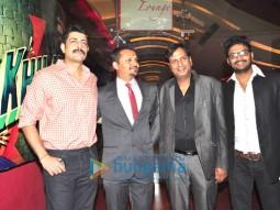 Priyanshu Chatterjee, Rajesh Patel, Keval Garg, Piyush Gupta