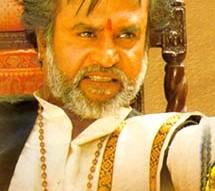 Movie Still From The Film Bulandi Featuring Rajnikanth
