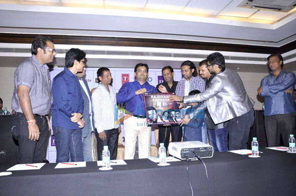 Rakesh Patil, Leander Paes, Kewal Garg, Piyush Gupta