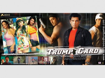 First Look Of The Movie Trump Card