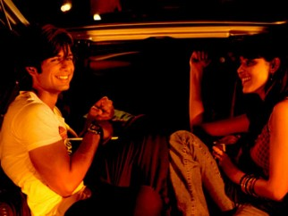 Movie Still From The Film Chance Pe Dance,Shahid Kapoor,Genelia Dsouza