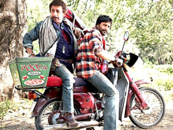 Movie Still From The Film Ishqiya,Naseruddin Shah,Arshad Warsi