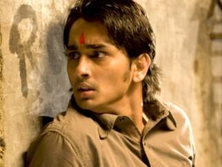 Movie Still From The Film Striker,R. Siddharth