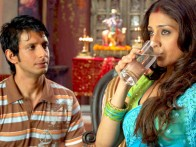 Movie Still From The Film Toh Baat Pakki,Sharman Joshi,Tabu