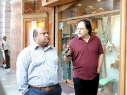 Movie Still From The Film Lahore,Saurabh Shukla,Farooq Sheikh