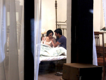 Movie Still From The Film Phoonk 2,Sudeep