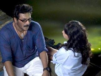 Movie Still From The Film Hello Zindagi,Milind Gunaji,Mrunmayee Lagoo