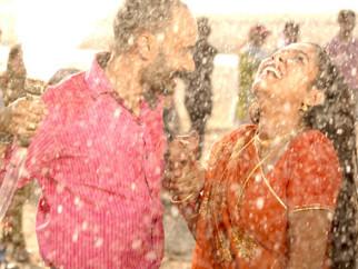 Movie Still From The Film Na Ghar Ke Na Ghaat Ke,Rahul Aggarwal,Narayani Shastri