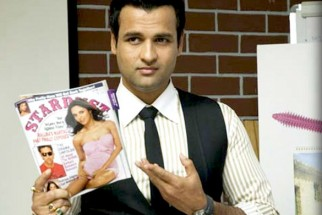 Movie Still From The Film Apartment,Rohit Roy