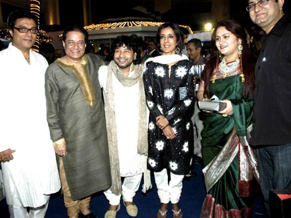 Kailash kher wedding