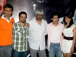 Photo Of Rahul Dev,Chirantan Bhatt,Vikram Bhatt,Aditya Narayan,Shweta Agarwal From Press conference of Shaapit